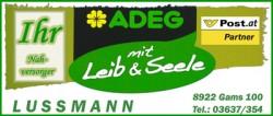 ADEG Lussmann Gams